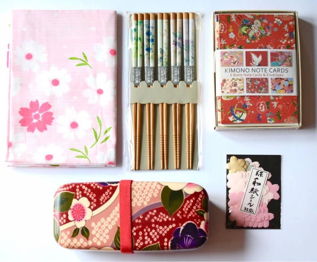 Bloemen in Japans design: onze 5 favorieten