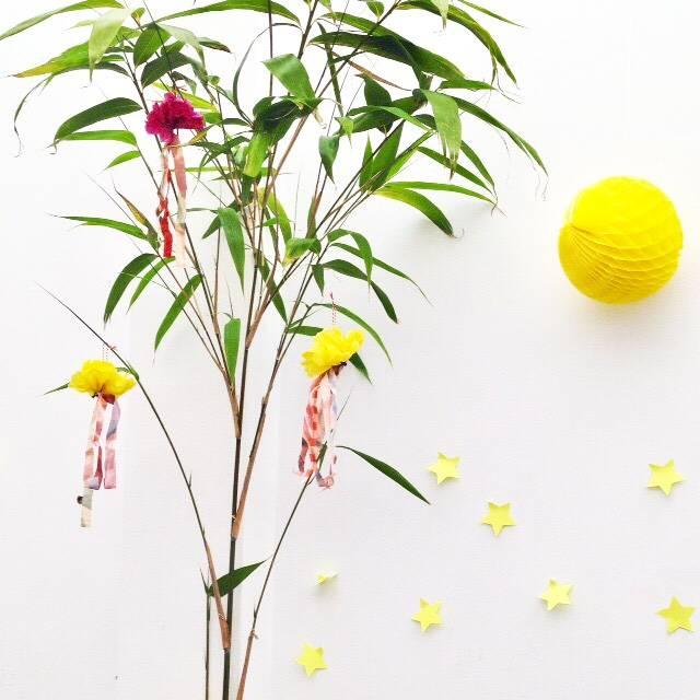 Tanabata een speciaal bento recept