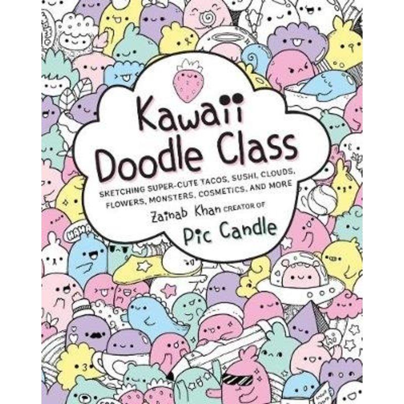 Kawaii Doodle Class tekenboek