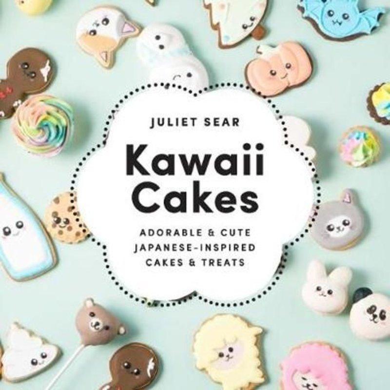 Kawaii cakes cookbook