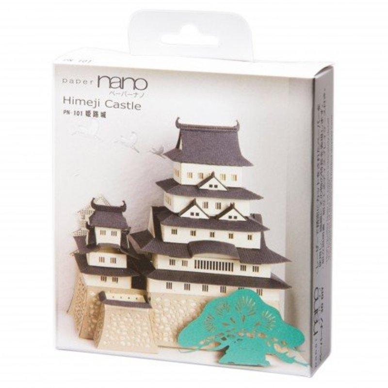 Paper Nano Himeji Caste