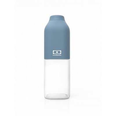 Drinking bottle Jeans blue