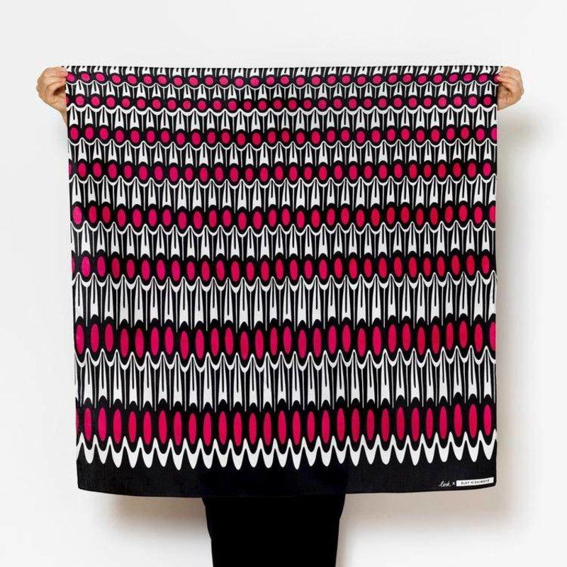 Link Collective furoshiki ruffles, 90cm
