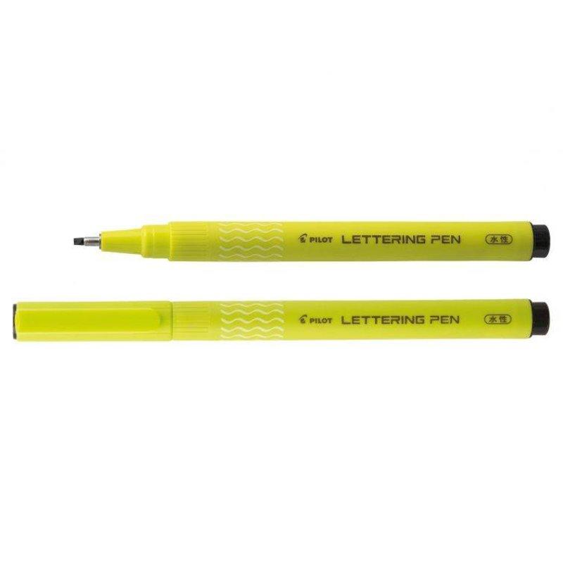 Pilot Lettering Pen 2.0