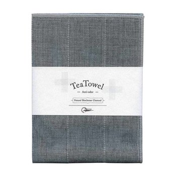 Nawrap Tea towel with binchotan