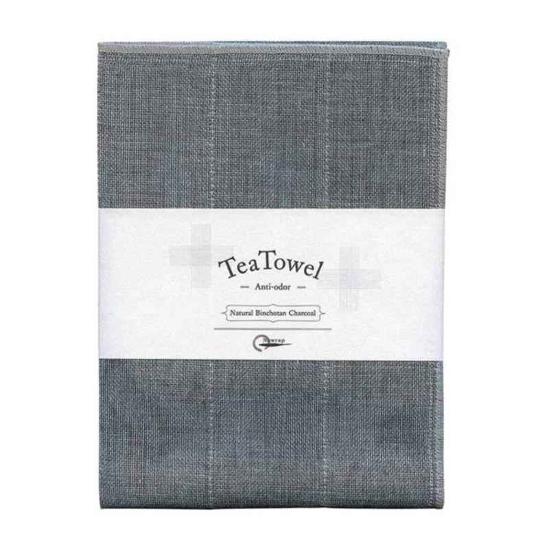 Nawrap tea towel binchotan natural