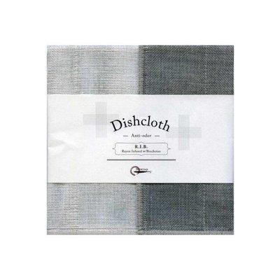 Dish cloth with Binchotan Gray