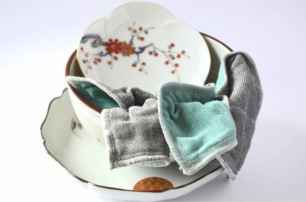 Nawrap: bijzonder keukentextiel uit Japan