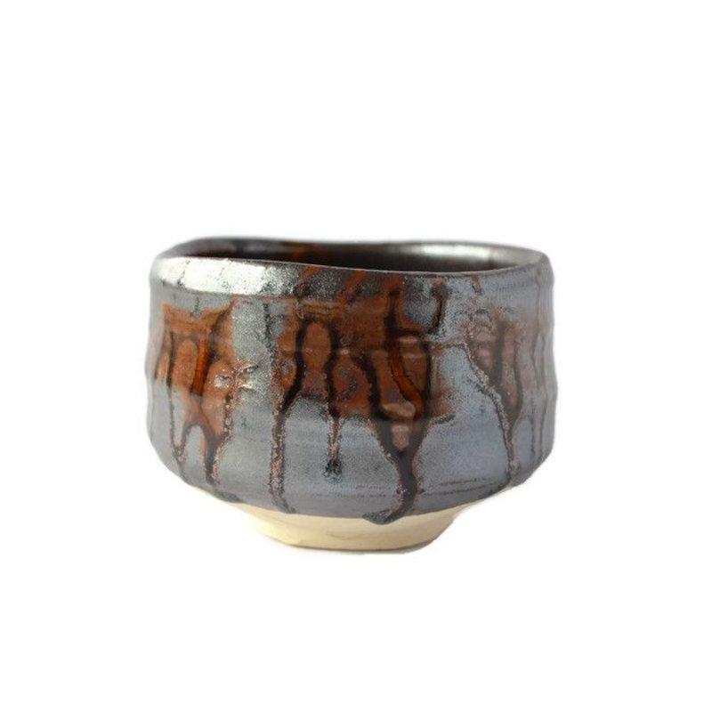 Chawan tea bowl for matcha