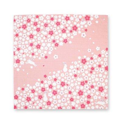Furoshiki Sakura Bunnies