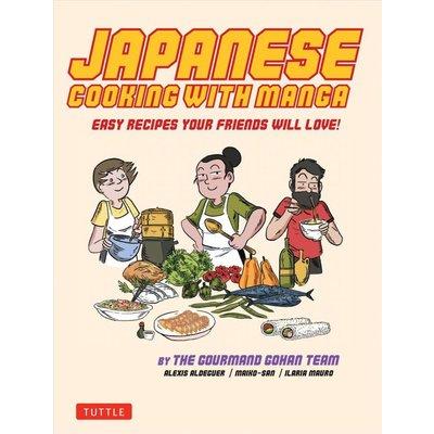 Japans Koken met Manga