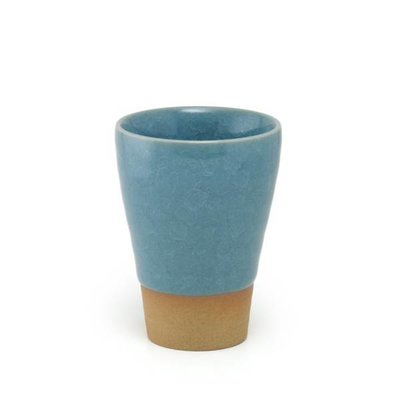 Tea Cup Light Blue