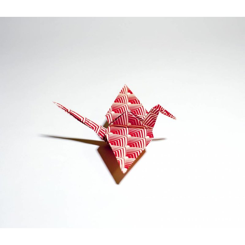 Japanese origami paper single-sided