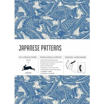 Pepin Press Papier met Japanse patronen