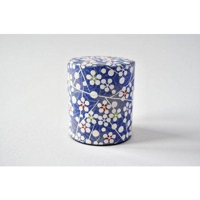 Japanese tea tin 50gr