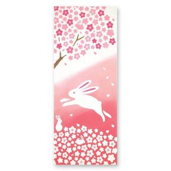 Tenugui Sakura Usagi