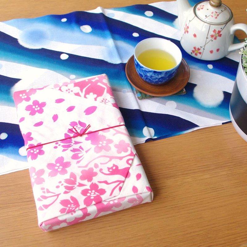 Tenugui Japanse katoenen doek hina poppen