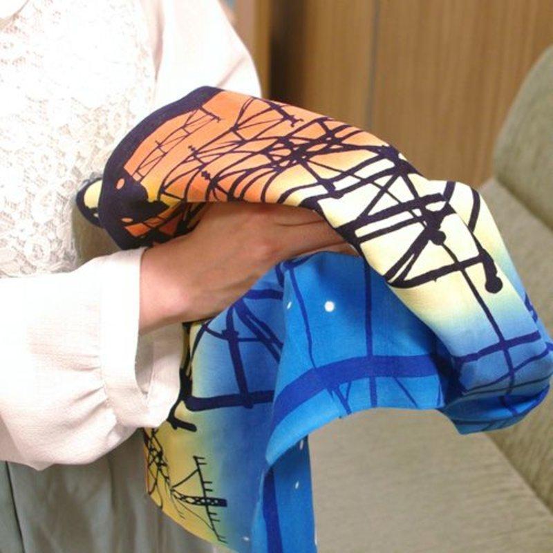 Tenugui Japanse katoenen doek takai koinobori