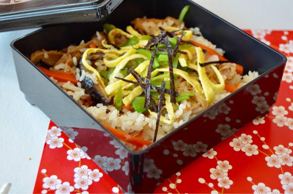 Hinamatsuri, Poppenfeest in Japan - een sushirecept