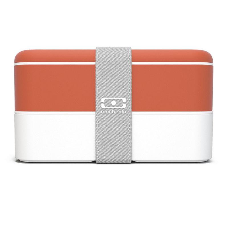 Monbento lunchbox brique