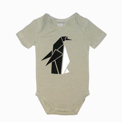 Baby Onesie Origami