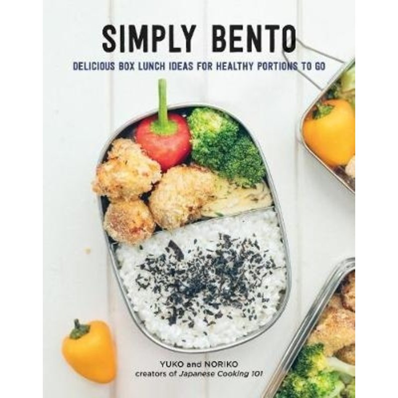 Simply bento: delicious box lunch ideas