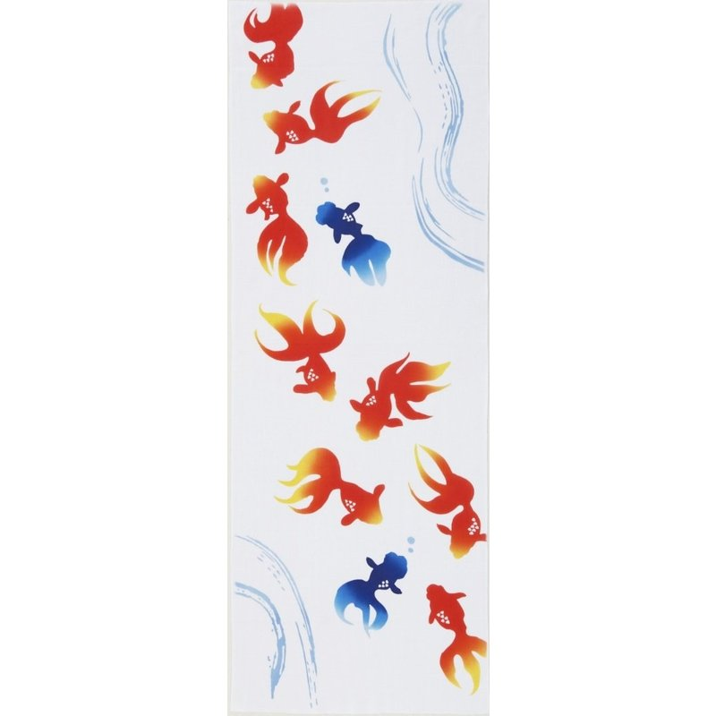 Tenugui Japanse katoenen doek