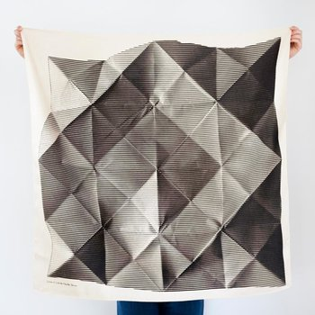 Link Collective Furoshiki Folded Paper