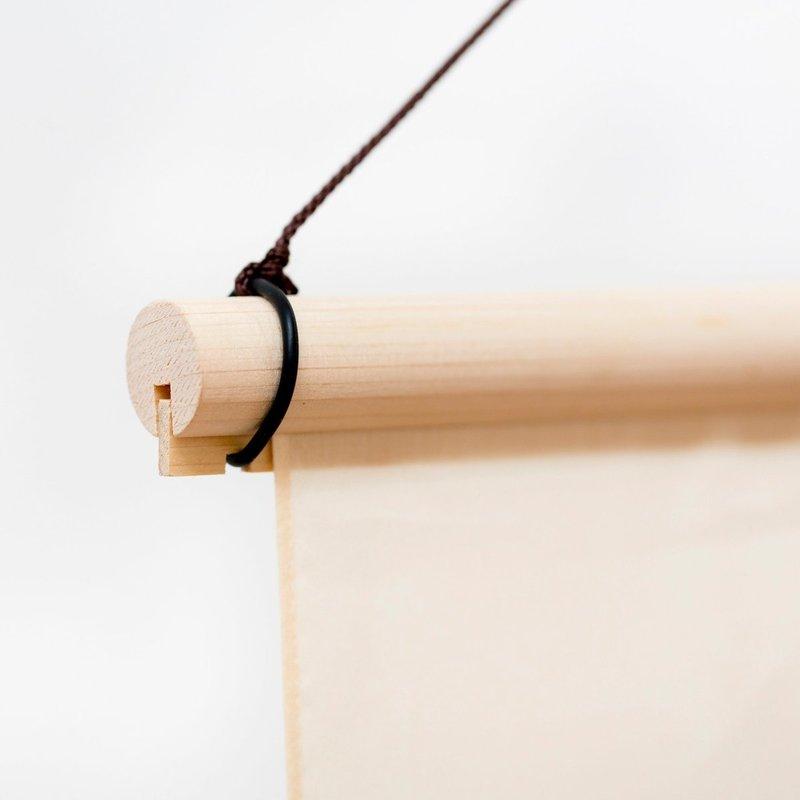 Furoshiki with wall hanger