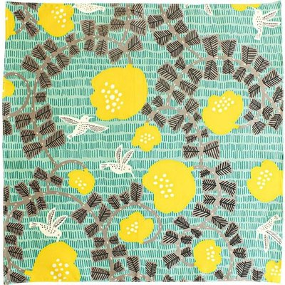 Furoshiki Kolibrie Groen