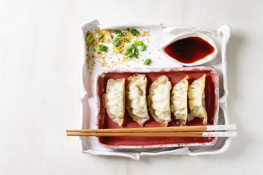 Gyoza: een easy-peasy Japans recept met gehakt