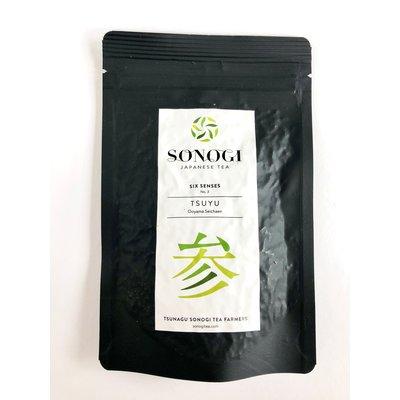 Groene thee Sonogi Tsuyu
