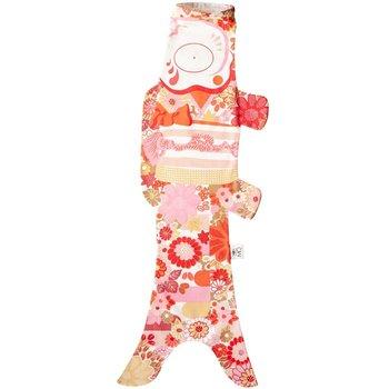 Madame Mo Koinobori Kimono Girl