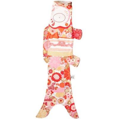 Koinobori Kimono Girl