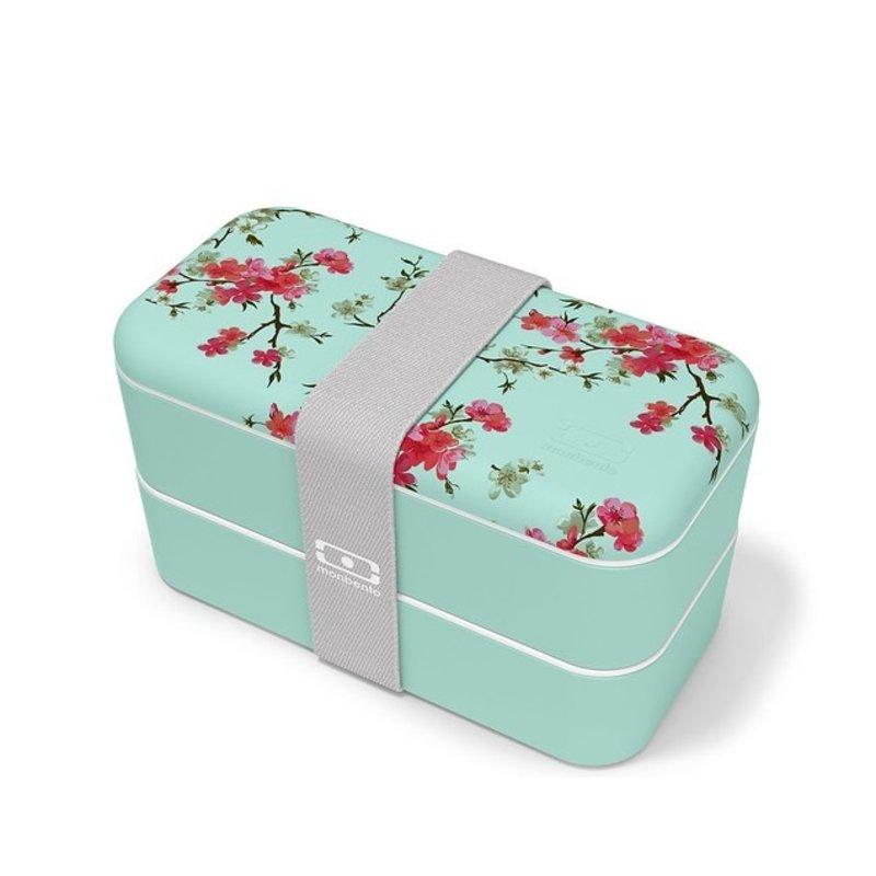 Monbento Original bentobox flower matcha