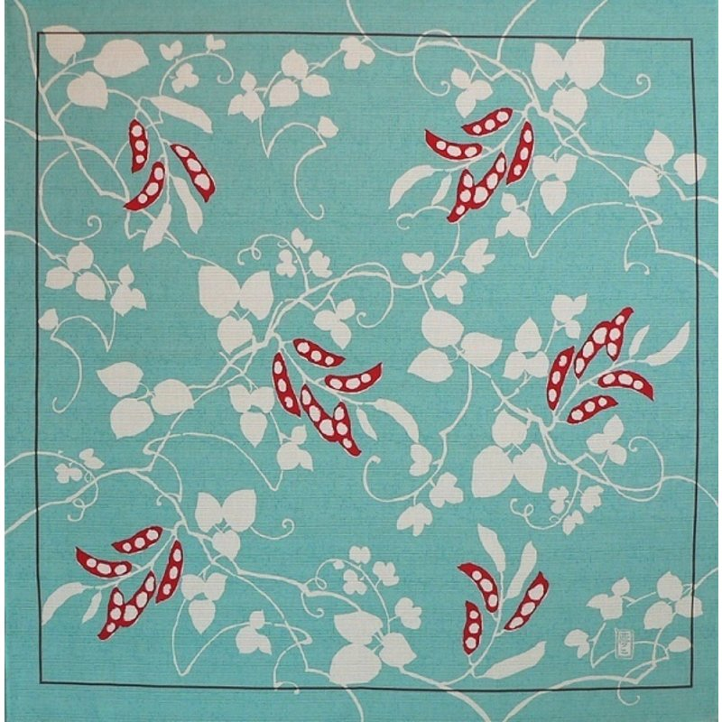 Furoshiki Japanse knoopdoek mame
