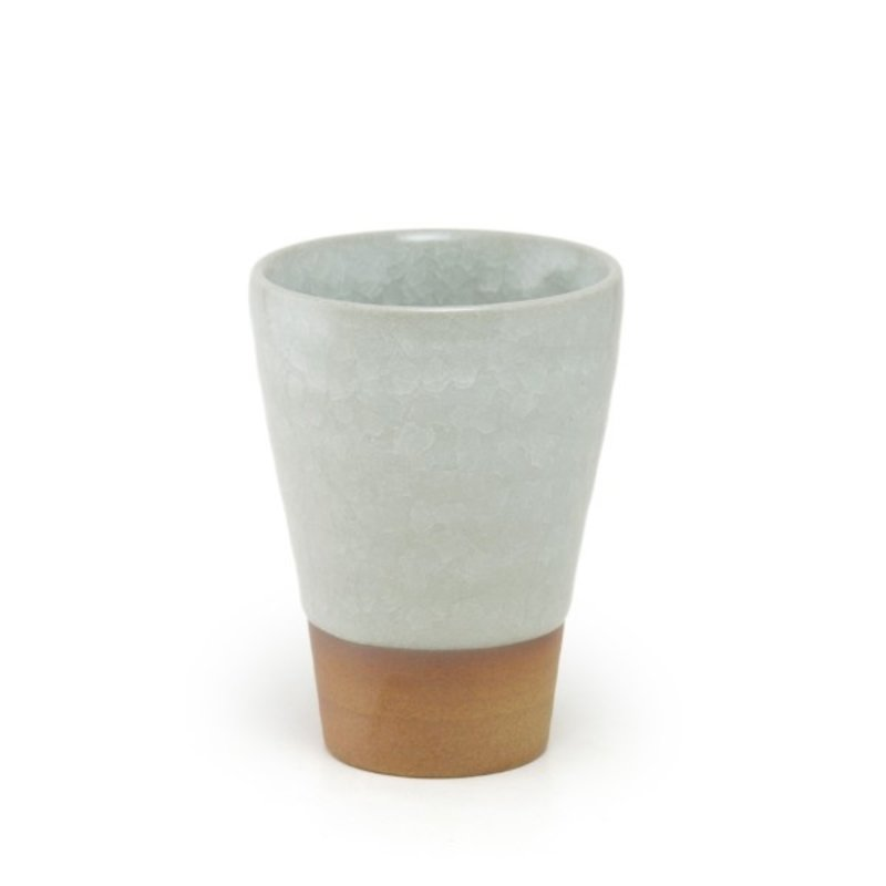 Japanese tea cup from Zero Japan white