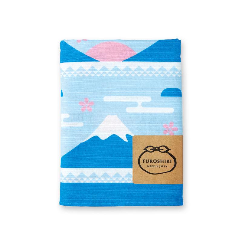 Furoshiki Japanse knoopdoek sakura Fuji