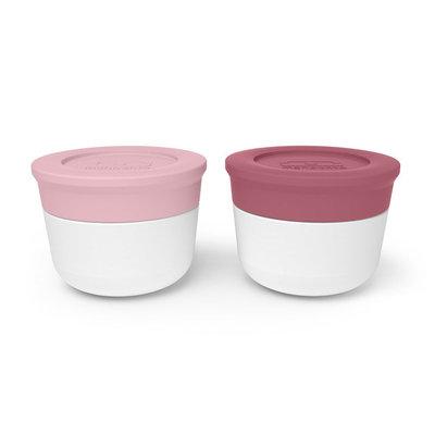 Monbento Sauce cups Lytchee-Blush