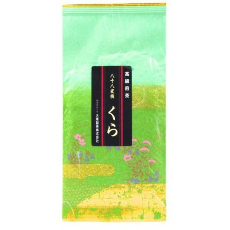 Groene thee Sencha Kura 3 sterren