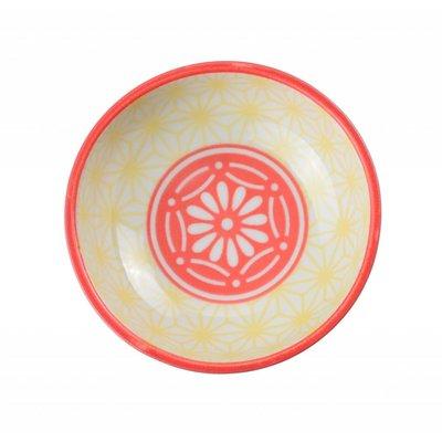 Asa-no-Ha Bowl - Yellow