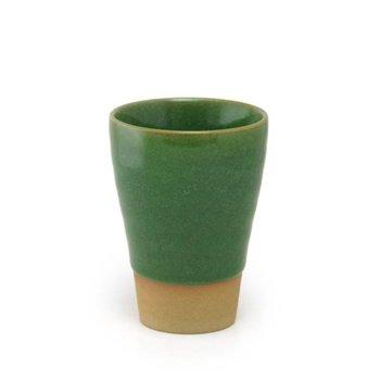 Zero Japan Zero Japan Tea Cup Kikko Green