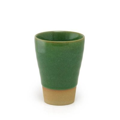 Zero Japan Tea Cup Kikko Green
