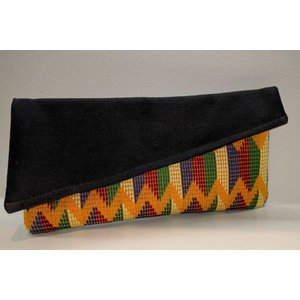 Clutch Inspired by Akan