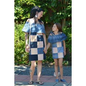 Off shoulder dress Wealth Inspired