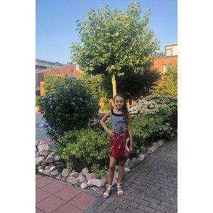 Kinderrokje Madina van Afrikaanse katoen