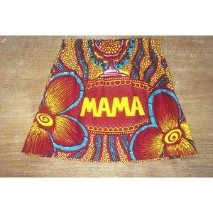 Kinderrokje Madina van kleurrijke Afrikaanse katoen