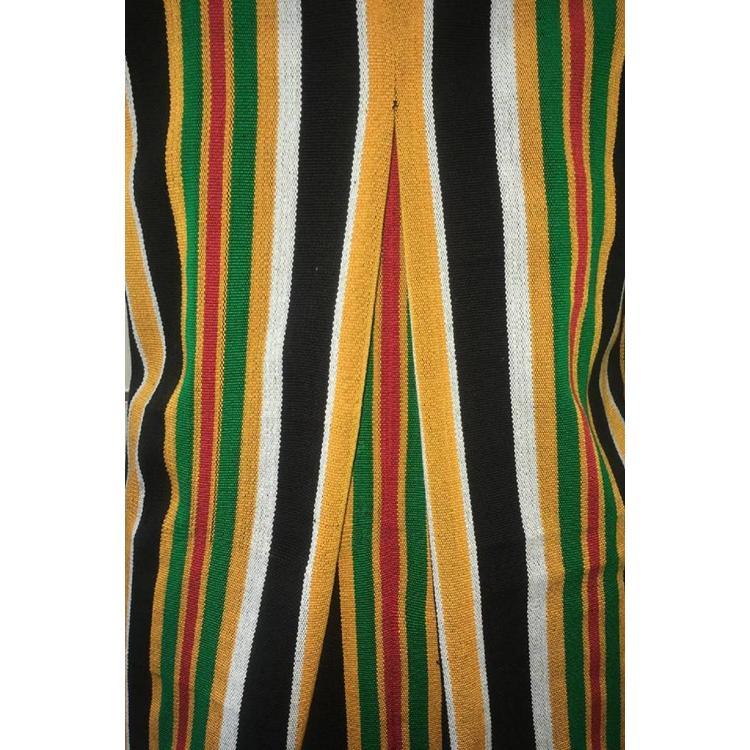 Dress Tamale made of Batakari fabric