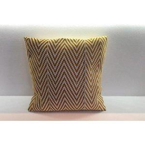Pillow Wealth made of handwoven Kente fabric