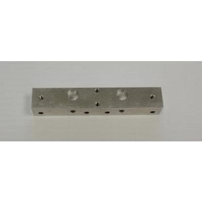 Wanhao Duplicator 4 Extruder bar MK10